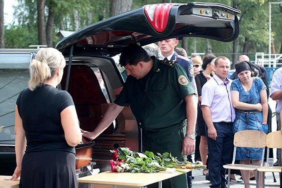 Героя Нацгвардии похоронили в Ульяновке  (фото), фото-3