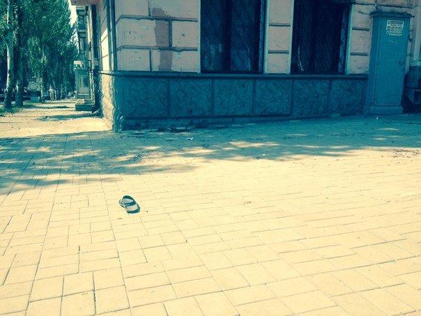В Донецке снаряды попали в торгово-офисные центры «Грин плаза» и «Планета» (ФОТО, ВИДЕО, ОБНОВЛЕНО), фото-2