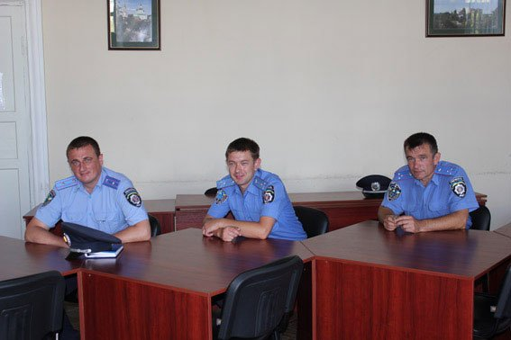На Сумщине почтили милиционеров, вернувшихся из АТО (ФОТО), фото-3