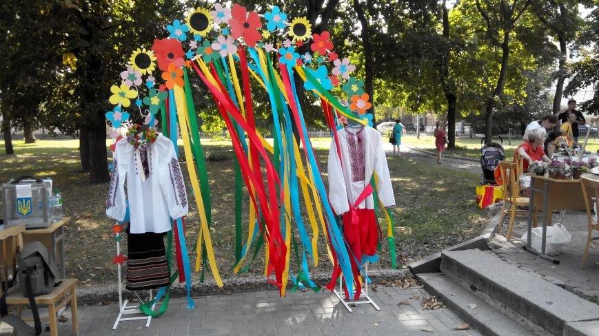 В Сумах общественники, фотографы и писатели собрали для АТО почти 13 тысяч гривен (ФОТО), фото-4