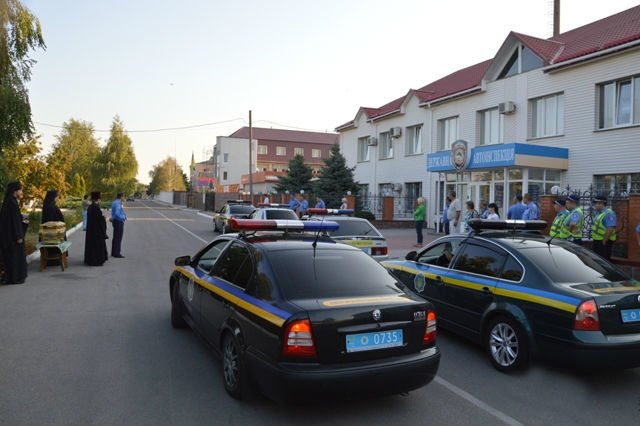 Кировоградские гаишники отправились в зону АТО (фото), фото-8