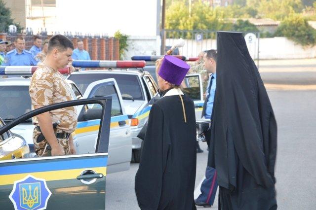 Кировоградские гаишники отправились в зону АТО (фото), фото-5