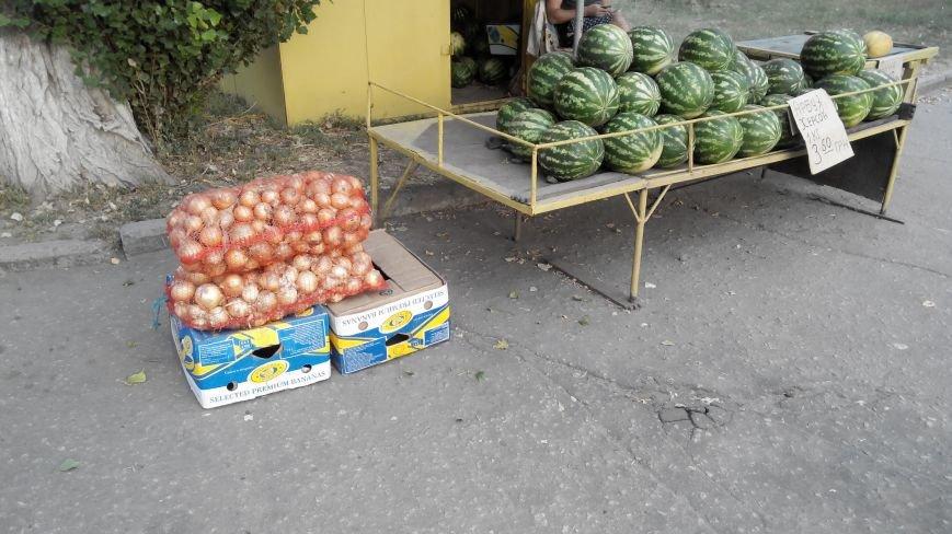 В Сумах продавцы арбузов опять начали продавать «сопутствующие товары» (ФОТО), фото-2