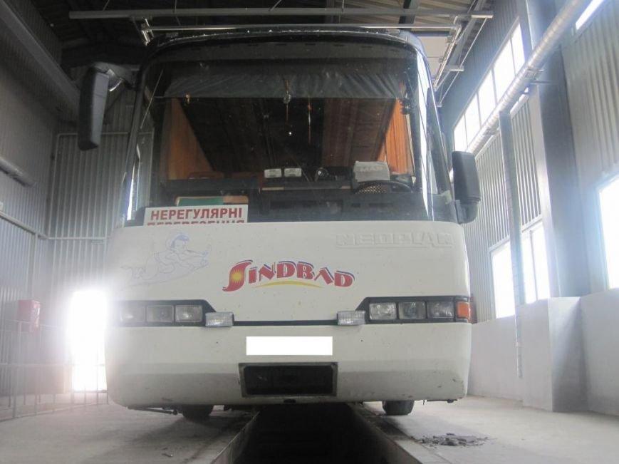 Сумские таможенники изъяли автобус на границе с РФ (ФОТО), фото-1