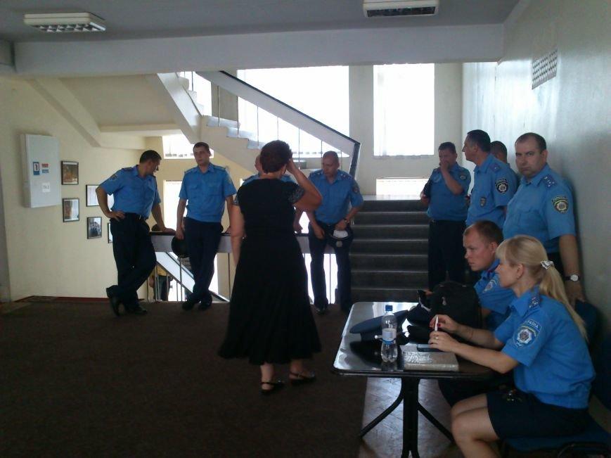 Внеочередная сессия Днепродзержинского городского совета не состоялась, фото-1