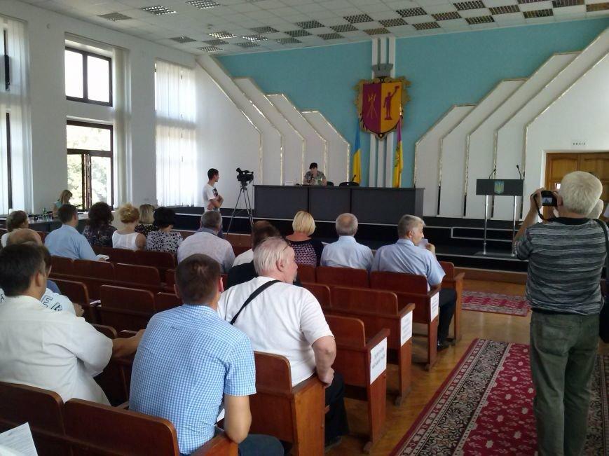 Внеочередная сессия Днепродзержинского городского совета не состоялась, фото-3