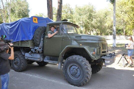 В Мариуполе военнослужащие Национальной гвардии Украины помогли благоустроить городской Центр внешкольной работы (ФОТО), фото-4