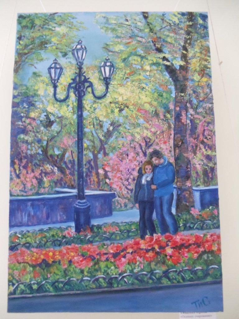 Выставка ильичёвской художницы открылась в музее имени Белого, фото-2