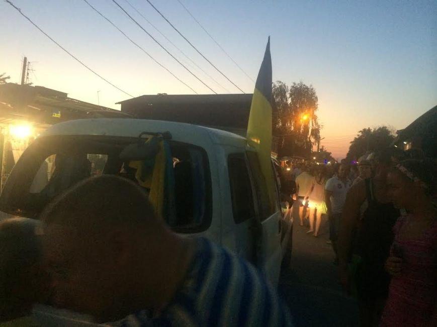 Экс-«Ночные волки» Мариуполя заявляют, что не участвовали в байк-параде  в Севастополе (ФОТО+ВИДЕО), фото-5