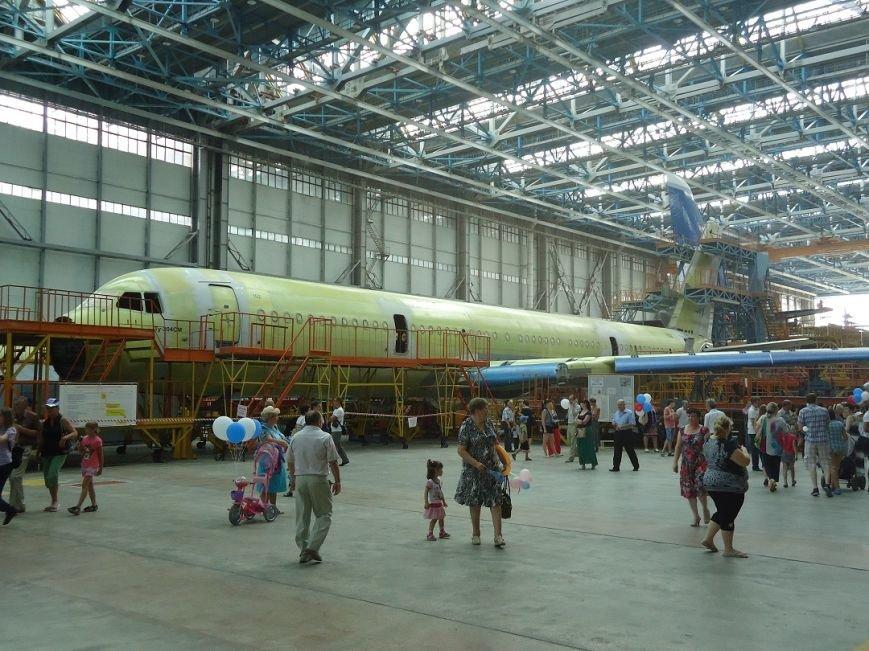 День авиастроителей: фотоотчет, фото-8