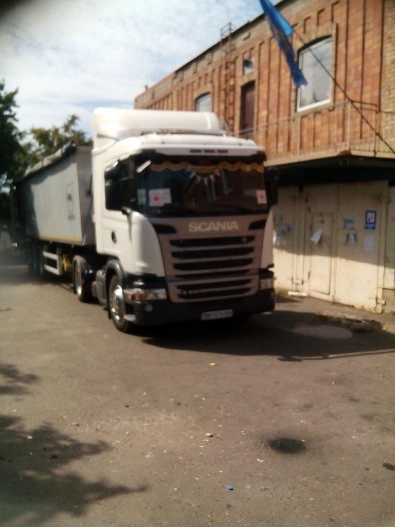 В Мариуполе беженцы получили 50 тонн картофеля от жителей Черкасской и Сумской областей (ФОТО), фото-2