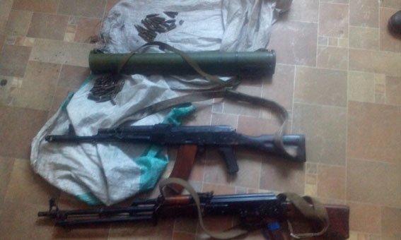 Сумская милиция в зоне АТО изымает оружие, которое местное население собирает «про запас» (ФОТО), фото-11
