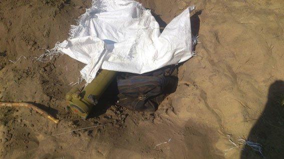 Сумская милиция в зоне АТО изымает оружие, которое местное население собирает «про запас» (ФОТО), фото-7