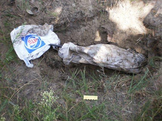Сумская милиция в зоне АТО изымает оружие, которое местное население собирает «про запас» (ФОТО), фото-6