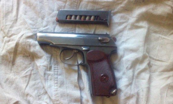 Сумская милиция в зоне АТО изымает оружие, которое местное население собирает «про запас» (ФОТО), фото-10