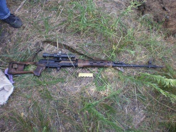 Сумская милиция в зоне АТО изымает оружие, которое местное население собирает «про запас» (ФОТО), фото-5