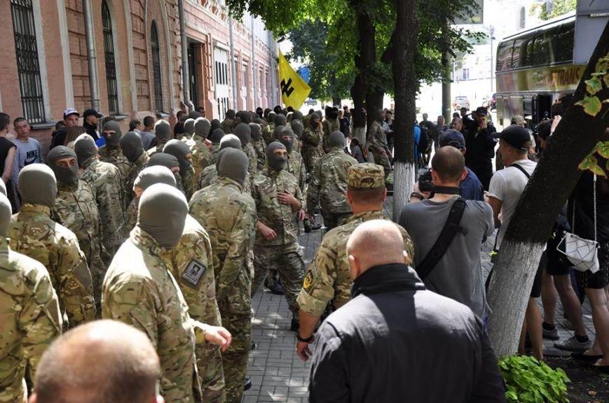 В Киеве 75 добровольцев батальона «Азов» проводили на войну (Добавлено ФОТО), фото-6