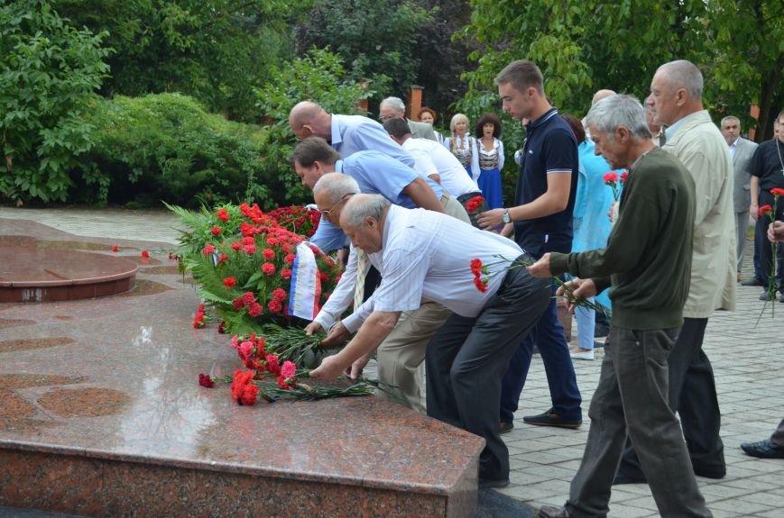 В Симферополе почтили память жертв депортации немцев (ФОТО), фото-1