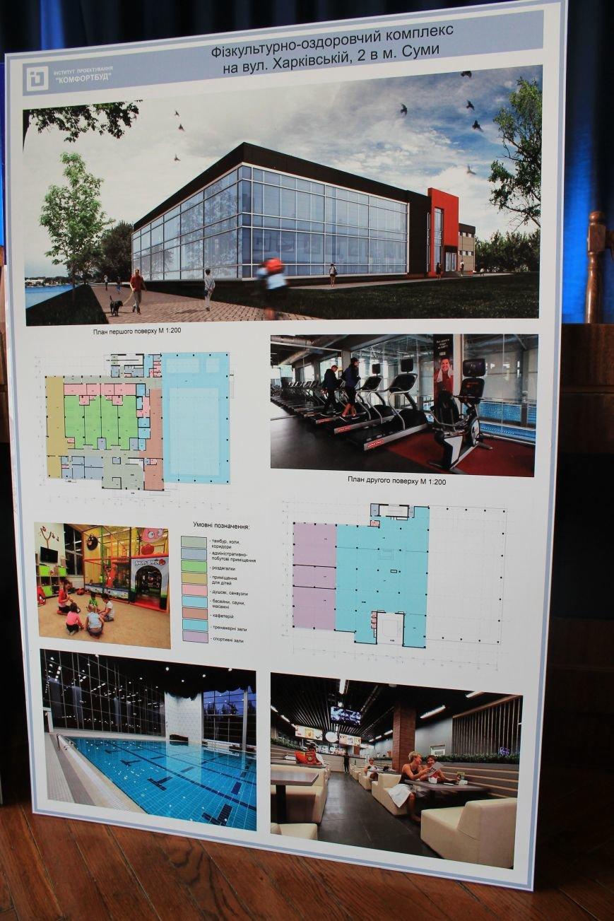 В Сумах за «Мануфактурой» появится «спорт-лайф» с тремя бассейнами (ФОТО), фото-4