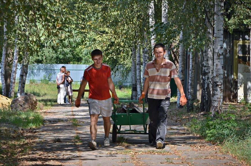 У Кіровограді відновлюватимуть університетську базу «Буревісник», фото-1