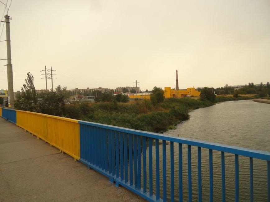 В Мариуполе в реку Кальчик вылились тонны канализационных стоков (ФОТО), фото-4