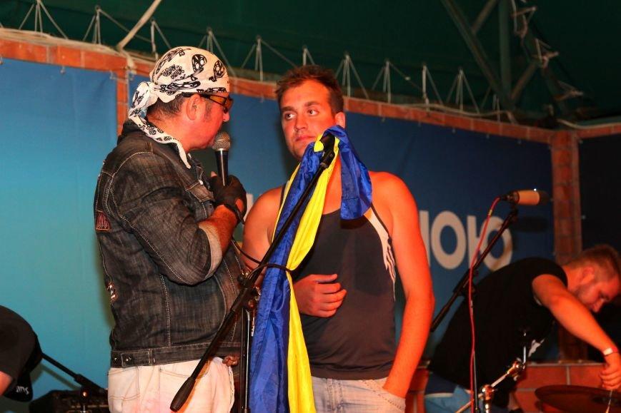 Под Мариуполем байкеры устроили фестиваль в честь мира и пригласили переселенцев (ФОТОРЕПОРТАЖ), фото-7