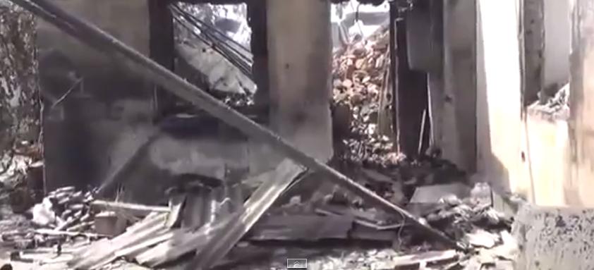 На окраине Донецка снарядами разрушено около 30 домов (ФОТО), фото-2