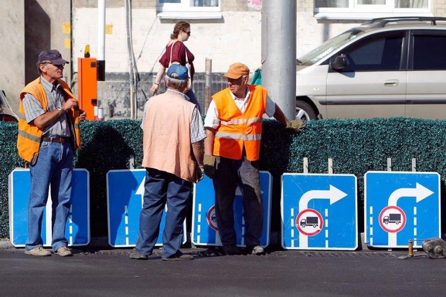 В Киеве завершили реконструкцию транспортной развязки на Почтовой площади (ФОТО, ВИДЕО), фото-11