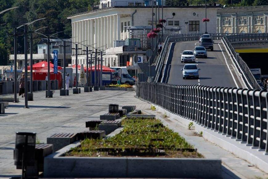 В Киеве завершили реконструкцию транспортной развязки на Почтовой площади (ФОТО, ВИДЕО), фото-10