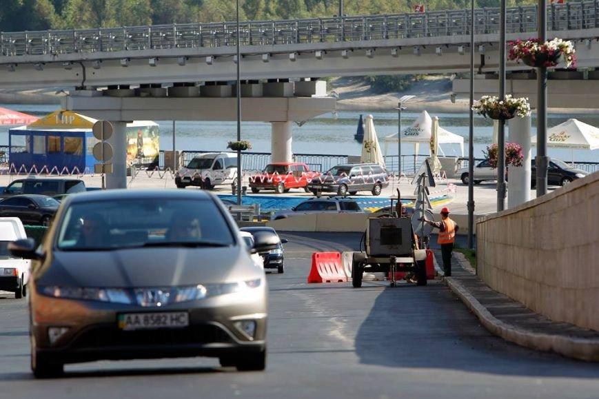 В Киеве завершили реконструкцию транспортной развязки на Почтовой площади (ФОТО, ВИДЕО), фото-7