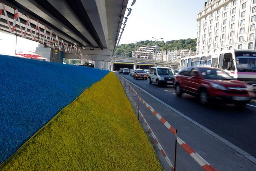 В Киеве завершили реконструкцию транспортной развязки на Почтовой площади (ФОТО, ВИДЕО), фото-8