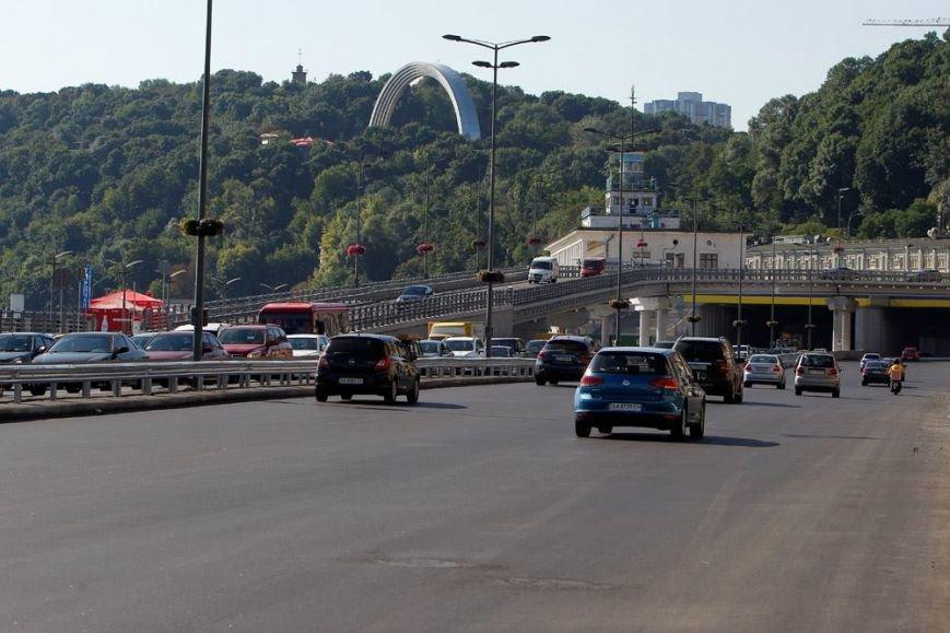 В Киеве завершили реконструкцию транспортной развязки на Почтовой площади (ФОТО, ВИДЕО), фото-5