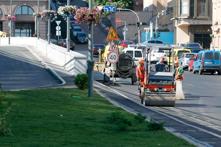 В Киеве завершили реконструкцию транспортной развязки на Почтовой площади (ФОТО, ВИДЕО), фото-6