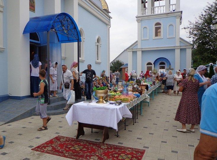 Белореченская молодежь приняла участие в краевой молодежной акции «Яблочный спас», фото-2