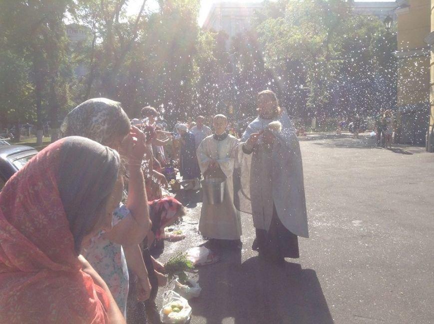 Киевляне отмечают Яблочный Спас (ФОТО), фото-2