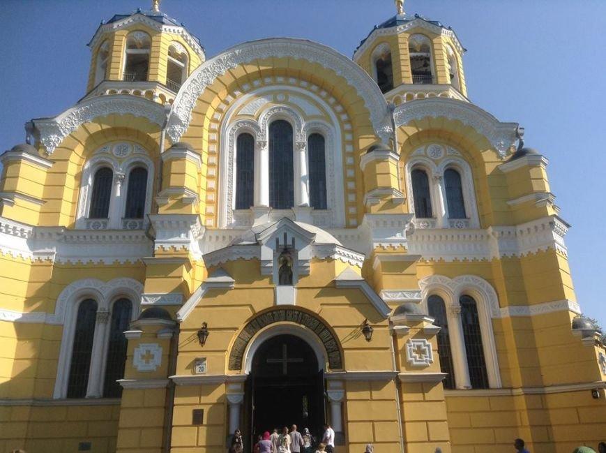 Киевляне отмечают Яблочный Спас (ФОТО), фото-1