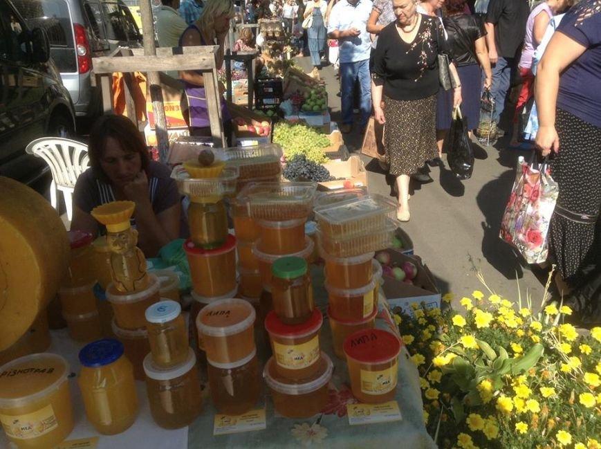 Киевляне отмечают Яблочный Спас (ФОТО), фото-3