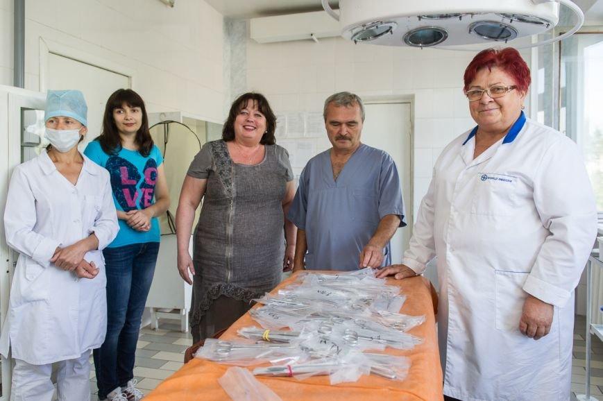 Военный госпитали 5 областей Украины получили новое оборудование от благотворительного фонда Сергея Тигипко, фото-4
