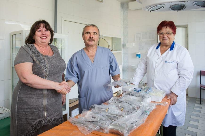Военный госпитали 5 областей Украины получили новое оборудование от благотворительного фонда Сергея Тигипко, фото-3