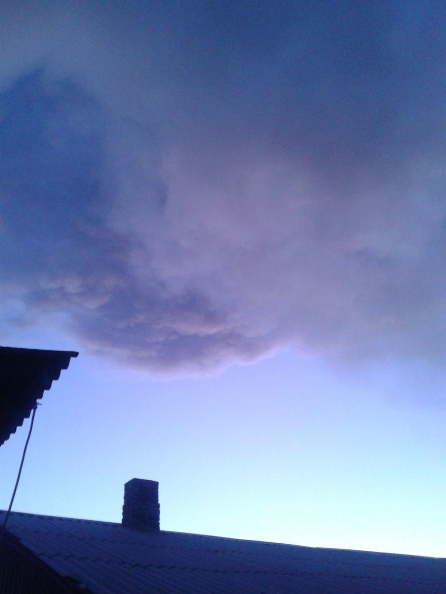 После обстрела Донецка над Текстильщиком поднялся огромный столб дыма (ФОТО), фото-2