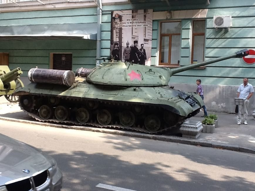 Боевики на Донбассе воюют на музейных экспонатах (ФОТО), фото-1