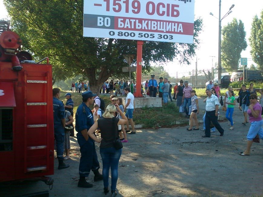 Поступило сообщение о заминировании Днепродзержинского железнодорожного вокзала, фото-3