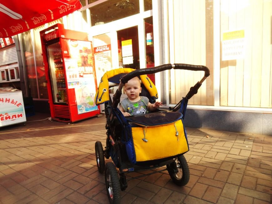 Фотопятница: «Сине-желтый Мариуполь» (ФОТО), фото-35