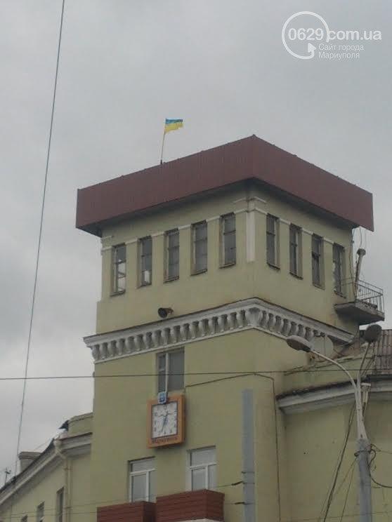 Фотопятница: «Сине-желтый Мариуполь» (ФОТО), фото-4