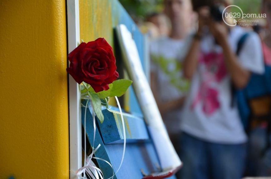 Фотопятница: «Сине-желтый Мариуполь» (ФОТО), фото-7
