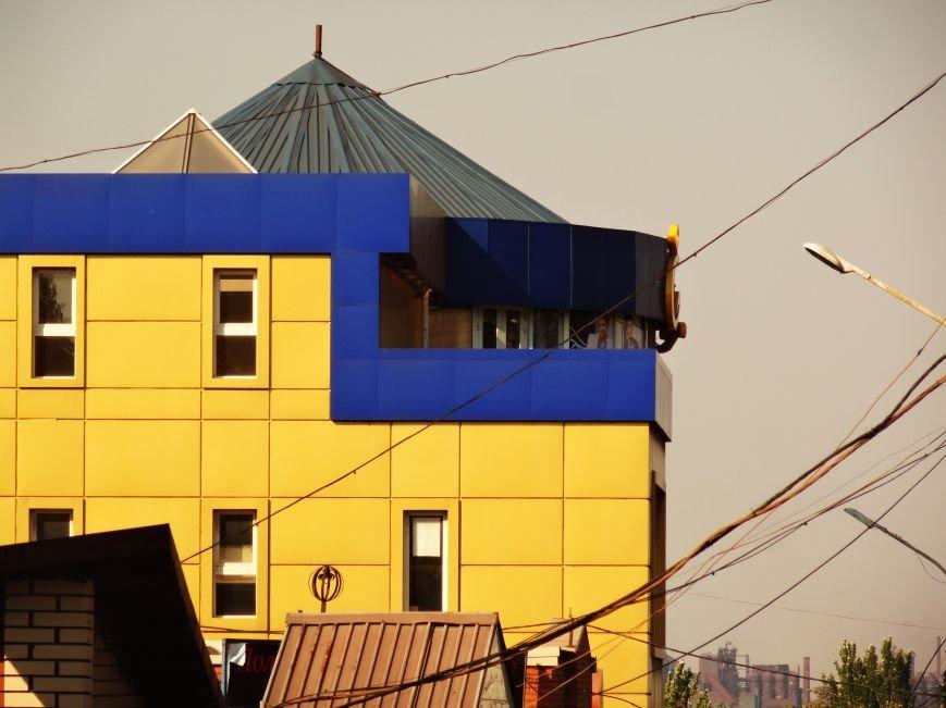 Фотопятница: «Сине-желтый Мариуполь» (ФОТО), фото-33