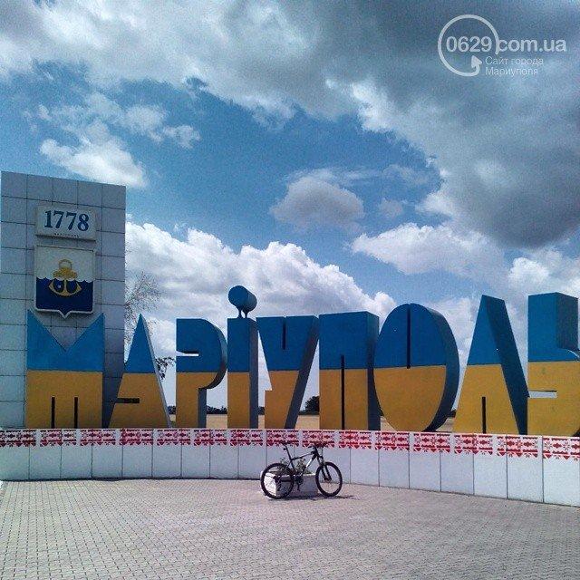 Фотопятница: «Сине-желтый Мариуполь» (ФОТО), фото-14