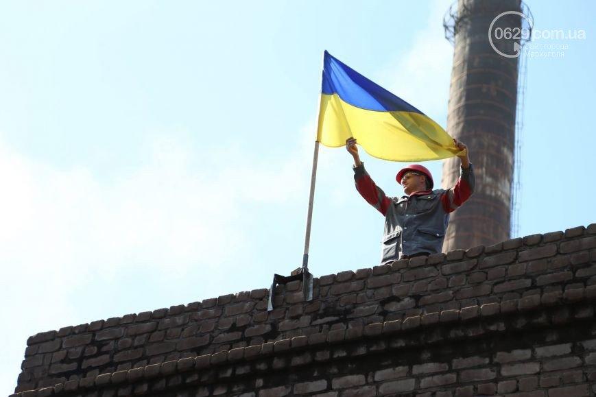 Фотопятница: «Сине-желтый Мариуполь» (ФОТО), фото-2