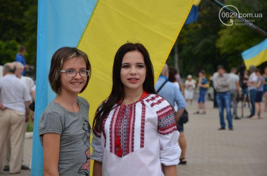 Фотопятница: «Сине-желтый Мариуполь» (ФОТО), фото-43