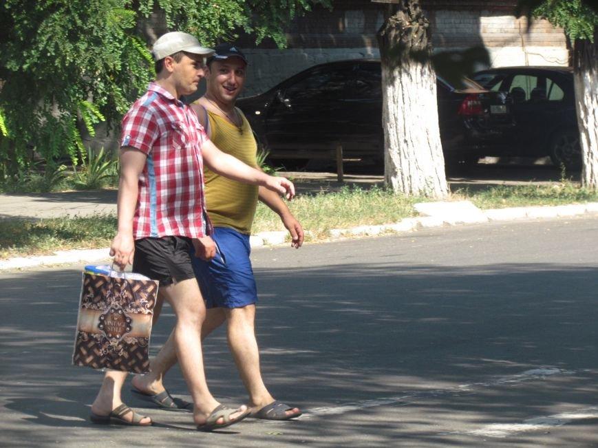 Фотопятница: «Сине-желтый Мариуполь» (ФОТО), фото-19